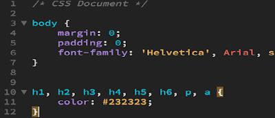 সিএসএস (CSS)