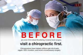 chiropractic Vs spine surgery in Malaysia