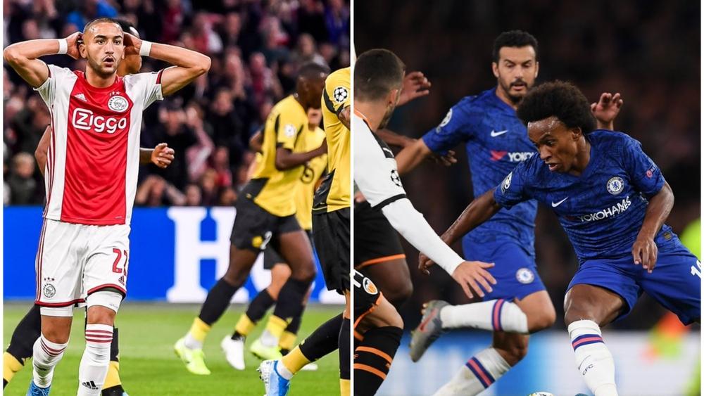 نتيجة مباراة تشيلسي ونادي ليل بتاريخ 10-12-2019 دوري أبطال أوروبا