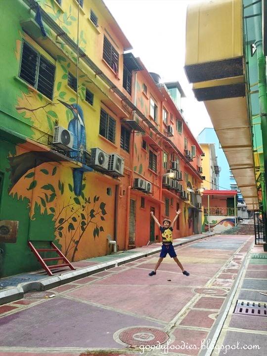 Goodyfoodies Instagram This 2 Street Art In Jalan Alor Kl