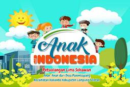 Anak Indonesia | Petualangan Lima Sekawan | TVRI Lampung
