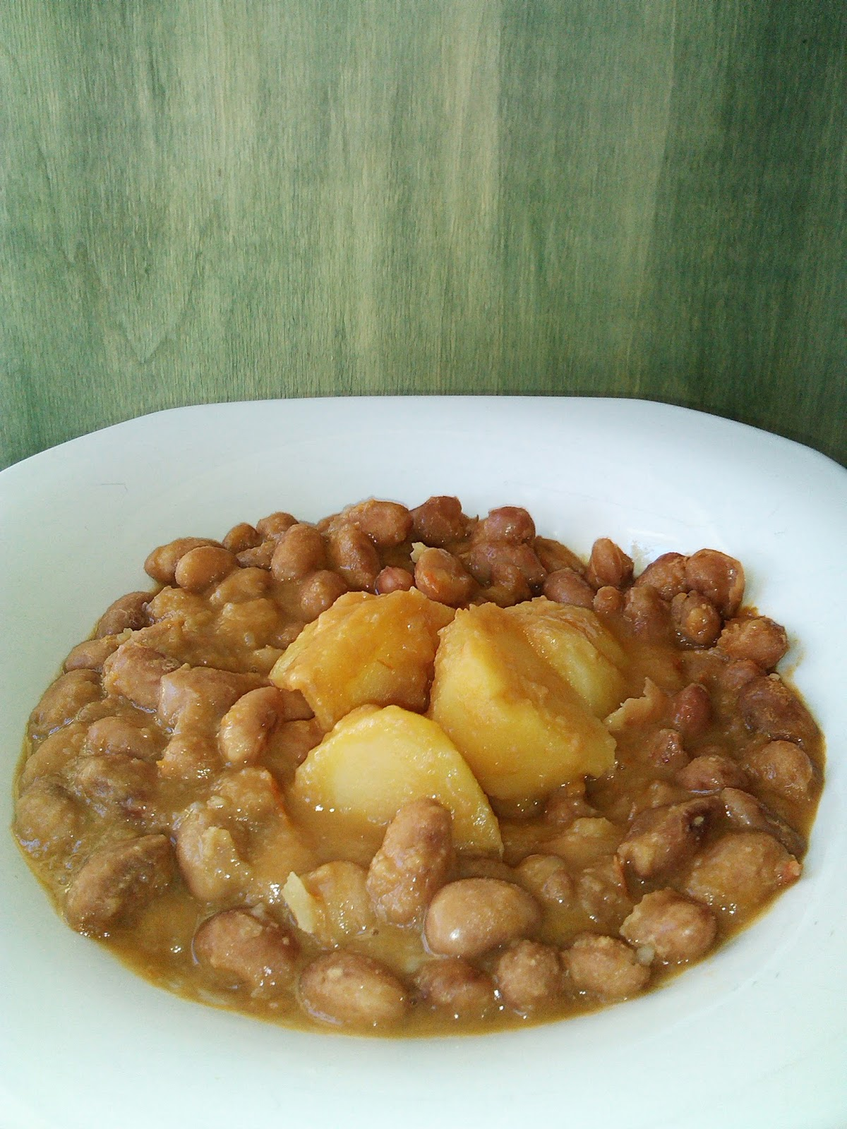 La cocinera novata - Patatas en olla rapida ...