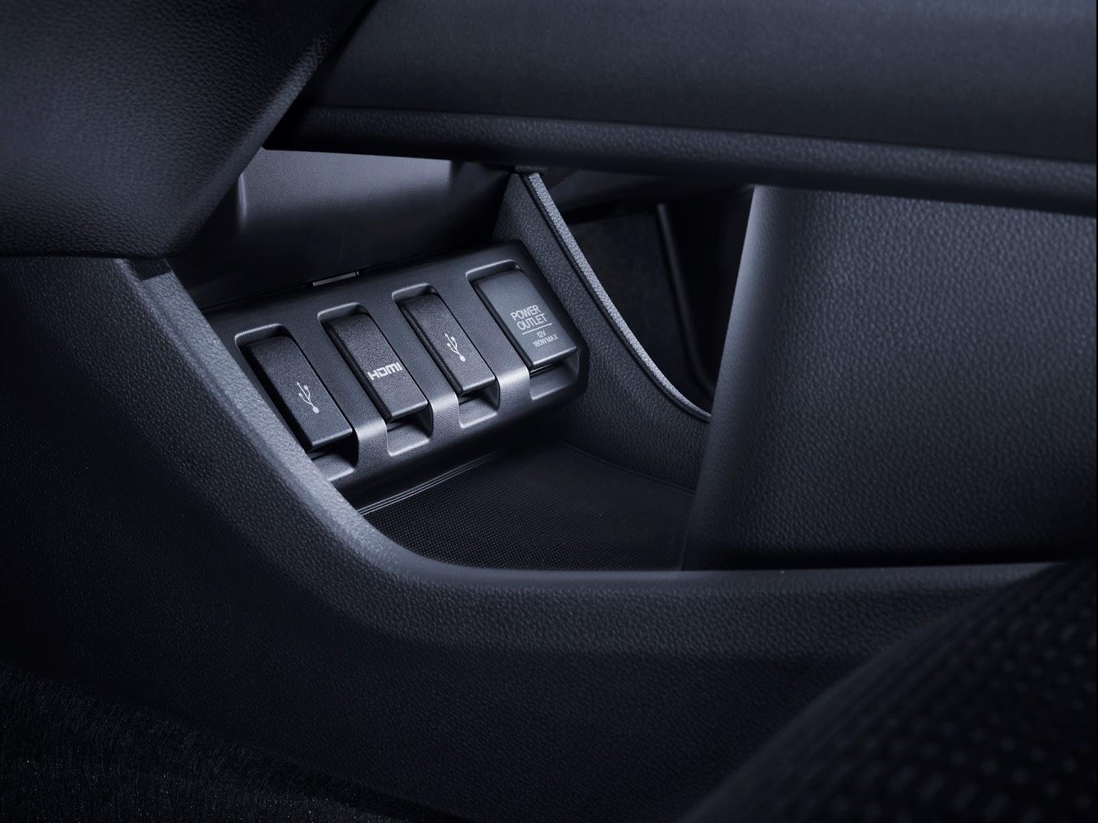 40682 2015 Honda HR V Νέο Honda HR-V : Το πολυμορφικό SUV