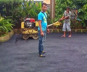 Perhitungan Pembuatan Jalan Aspal, Pembuatan Jalan Aspal, Jasa Aspal