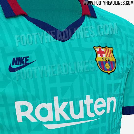 fc barcelona third kit 1920 fc barcelona third kit 1920