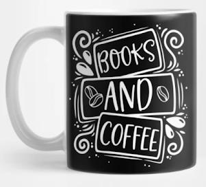 BOOKS & COFFEE !!!