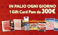 Logo Concorso ''La spesa gustosa'': con i prodotti AIA/Negroni vinci Gift Card Pam Panorama da 300€