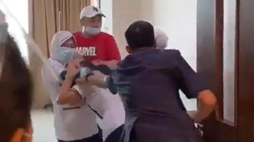 Perawat Dianiaya Jason, Seluruh Satpam RS Siloam Palembang Diganti