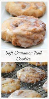Soft Cinnamon Roll Cookies #recipes #tasty #tastyrecipes #food #foodporn #healthy #yummy #instafood #foodie #delicious #dinner #breakfast #dessert #lunch #vegan #cake #eatclean #homemade #diet #healthyfood #cleaneating #foodstagram