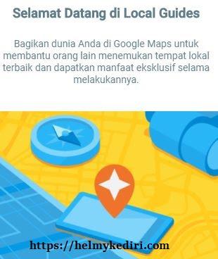 Inilah cara dan manfaat menjadi anggota google local guides