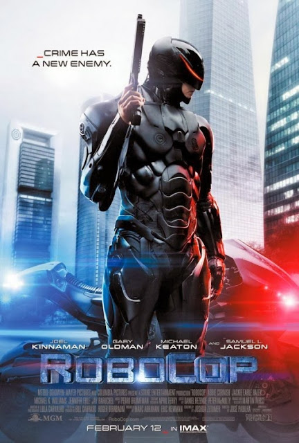 RoboCop 2014 Hindi Dubbed Dual BRRip 300mb ESub