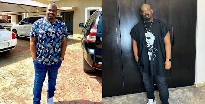 I don't mind marrying all the women I'm in love with — Don Jazzy
