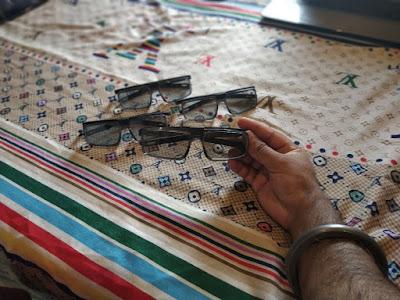 3D Glasses - Homies Hacks