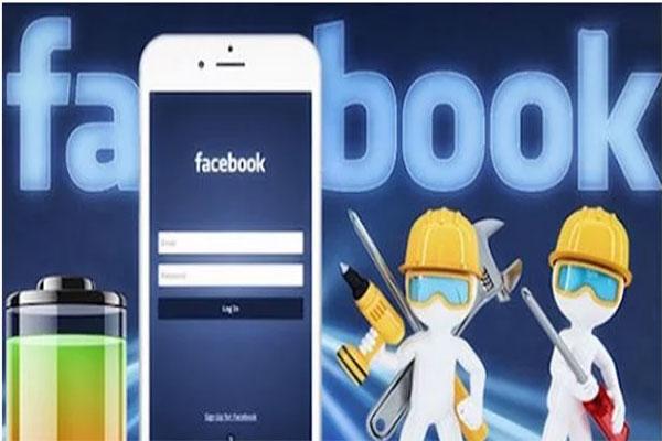 Cach tiet kiem pin khi su dung facebook