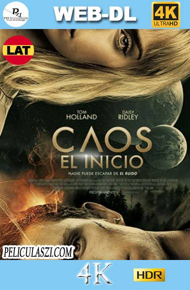Caos: El Inicio (2021) Ultra HD WEB-DL 4K HDR Dual-Latino VIP