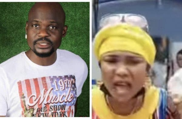 Iyabo Ojo, Princess and others protest at Panti Police Station against the release of Baba Ijesha (Video)