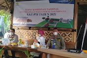 KKT-PTI Gelar Rakornas Untuk Persiapan Claster Terintegrasi dan Terapan Teknologi Pertanian
