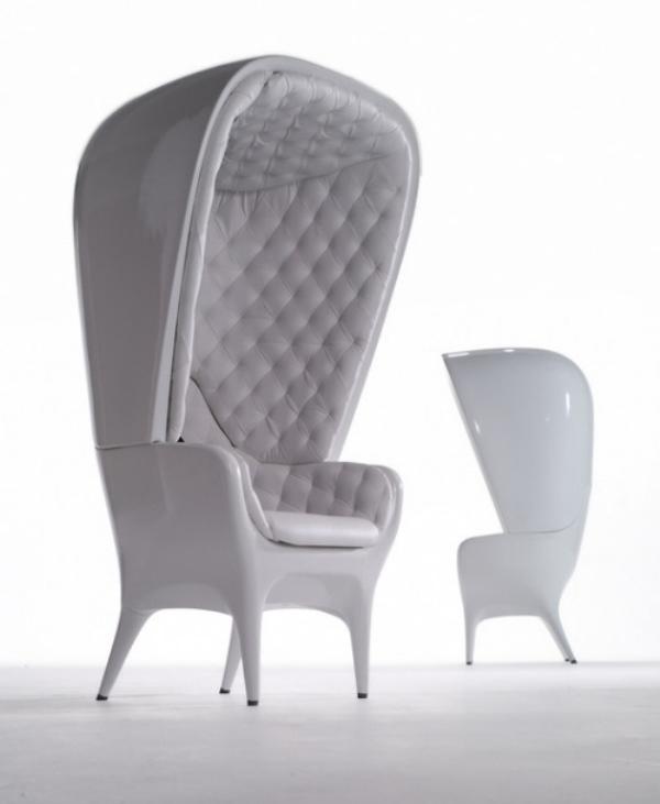 Futuristic Luxury Furniture: Classic Luxury Chairs