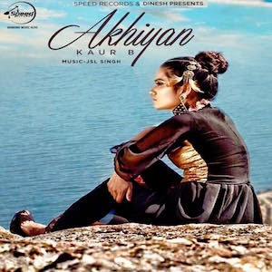 Akhiyan kaurB Lyrics