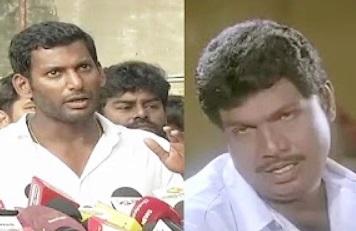 Vishal RK Nagar election Troll   Cine Mafia