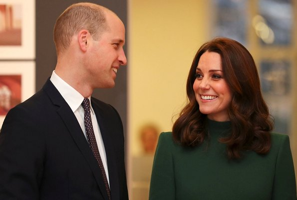 Prince William and Kate Middleton visit Cyprus for Christmas party and Christmas Gifts in Akrotiri and host Poppy Legion in London
