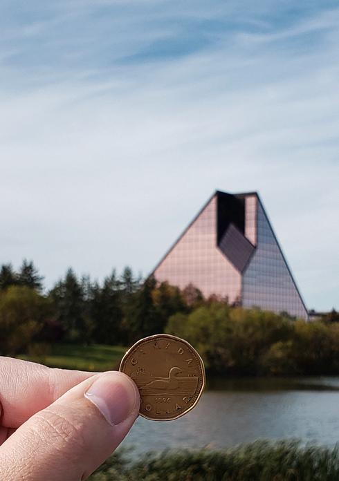 Royal Canadian Mint Tour Winnipeg