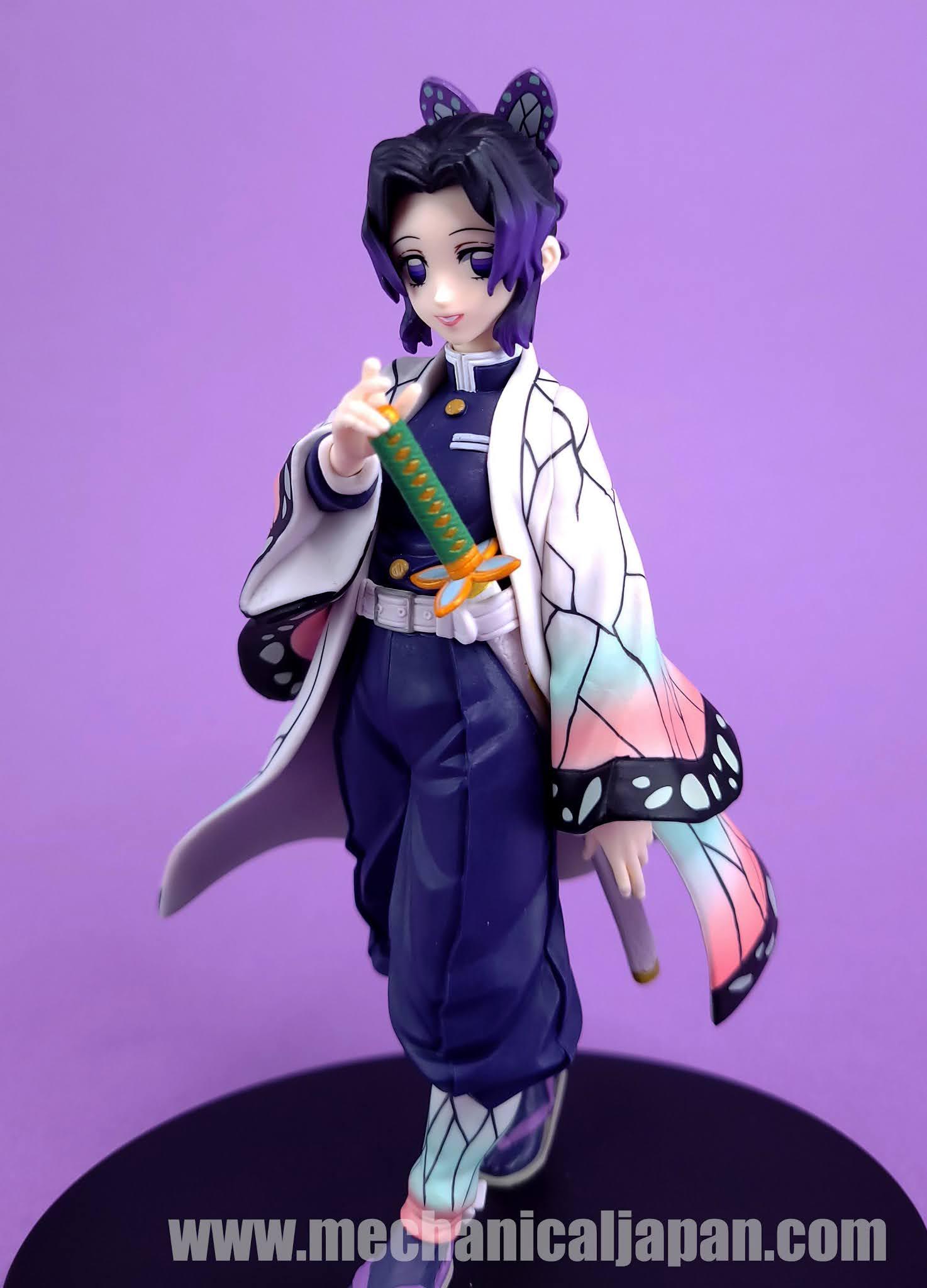 Shinobu Kocho Kimetsu no Yaiba