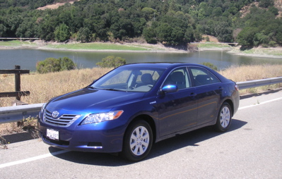 toyota camry hybrid 2007 specifications