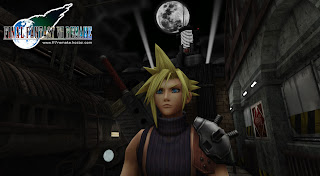 What an FF7 remake would look like in HD