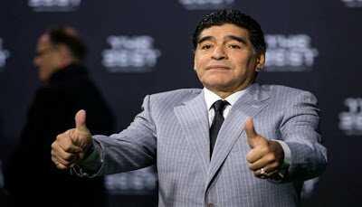 Diego Maradona Appointed As FIFA Ambassador