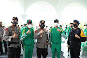 7 Personil Polda Sumut Ikut Ramaikan PON XX di Papua