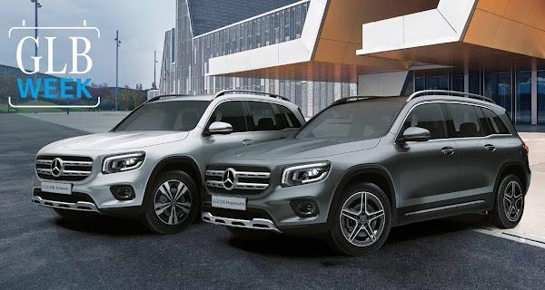 Mercedes-Benz GLB 2021 - fotos e preços