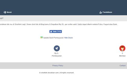 Cara Membuat Website Shortlink Mirip Linkduit.mobi, Duit.cc, Shtme.co!