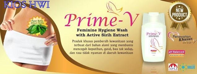 Harga PrimeV Feminine Wash asli