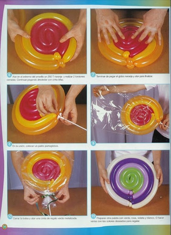 decora con globos tus fiestas de cumpleaos