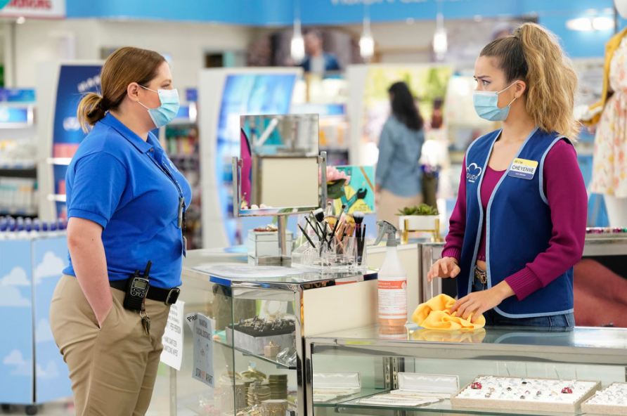Superstore California Part 2 Review A Lack Of Engagement