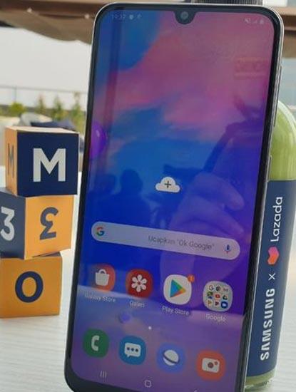 Spesifikasi dan Harga Samsung M21 Maret 2020 RAM 4GB dan 6GB Empat Kamera 48MP