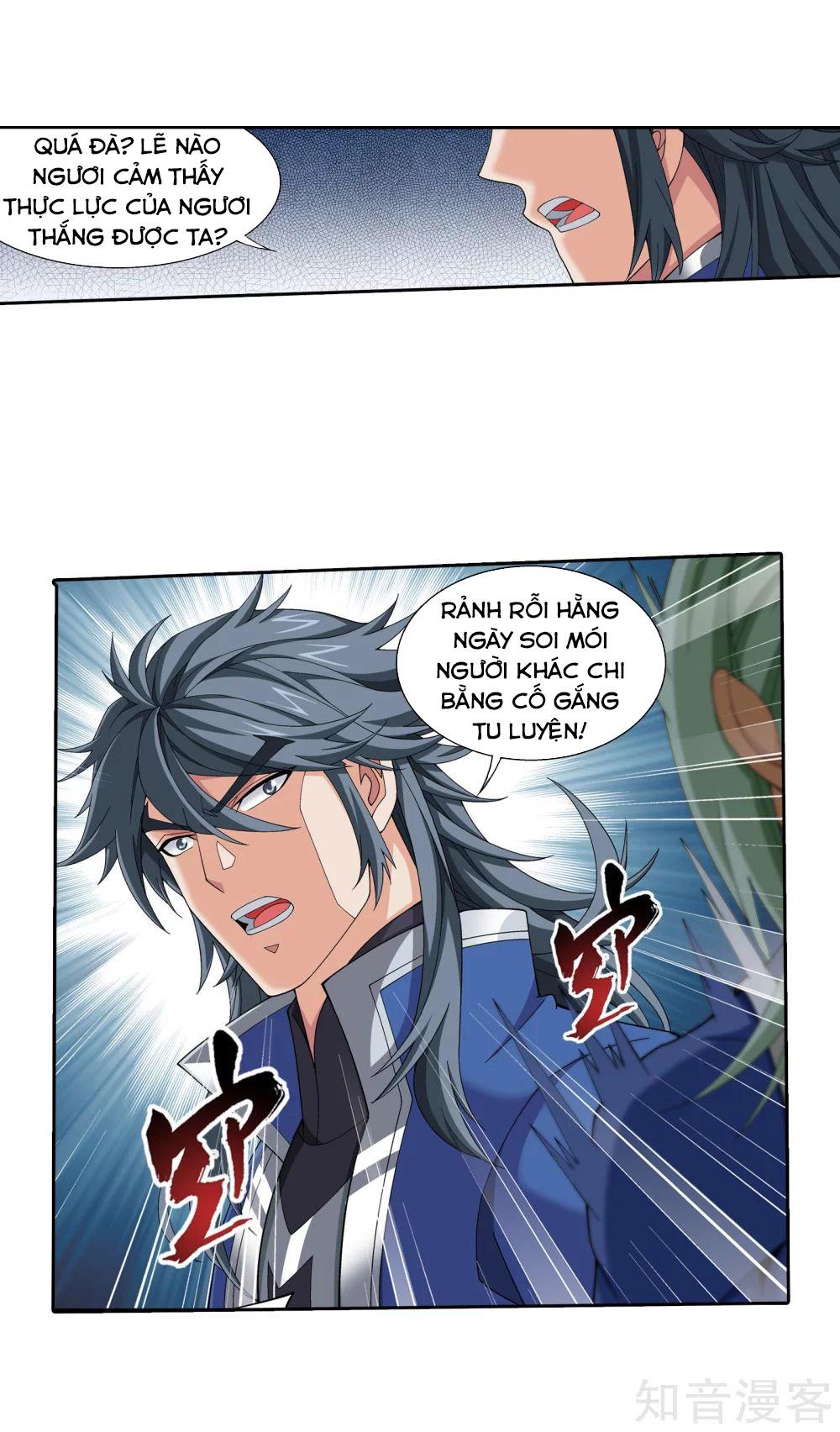 Đại chúa tể chap 142 - Trang 33