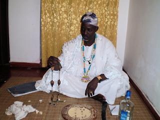 babalawo jogo opele ifa orunmila