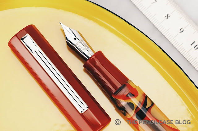 REVIEW: OPUS 88 FLOW FOUNTAIN PEN