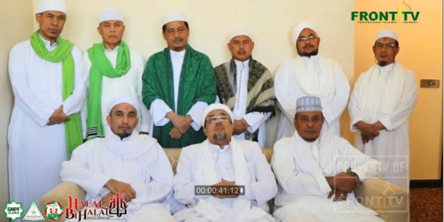 Habib Rizieq Ajak Aksi Jelang Putusan MK, Demokrat: Percuma, Rakyat Sudah Bosan!