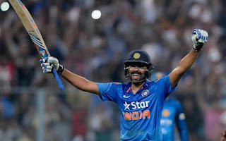 Rohit Sharma 264 - India vs Sri Lanka 4th ODI 2014 Highlights