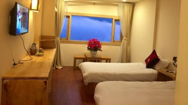 Phòng khách sạn chapa valley