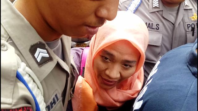 "Dora ""Si Pencakar"" Polisi, kini di Pekanbaru"