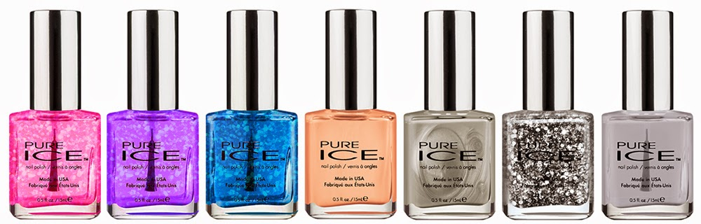 Pure Ice New Year New Hue Collection