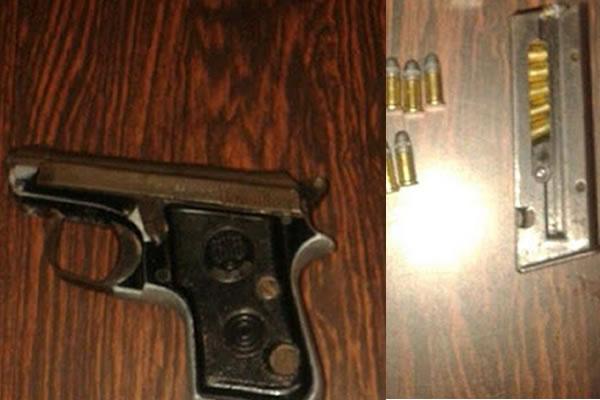 Homem é preso em Santo Antônio do Jardim (SP) por porte ilegal de arma