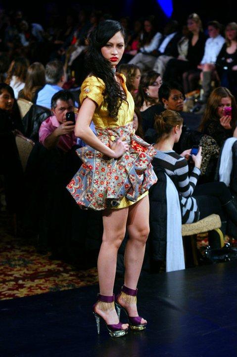 Neks2u The New York Couture Fashion Week Focus On Nigerian Designers