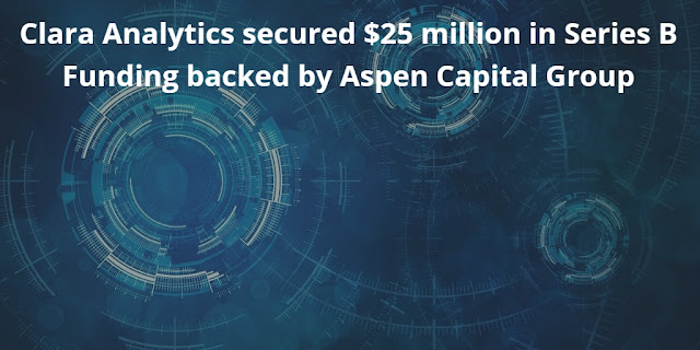 Clara Analytics secured $25 million in Series B funding backed by Aspen Capital Group