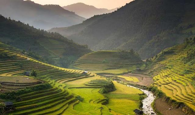 Sa Pa Terraces Vietnam