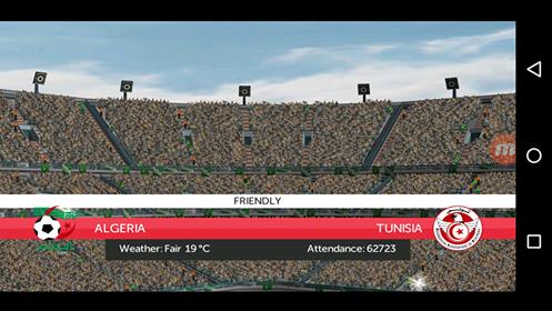 تحميل لعبة FTS 18 للاندرويد بحجم 300 ميجا بدون انترنت